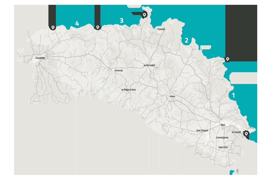K360-Mapa 180N